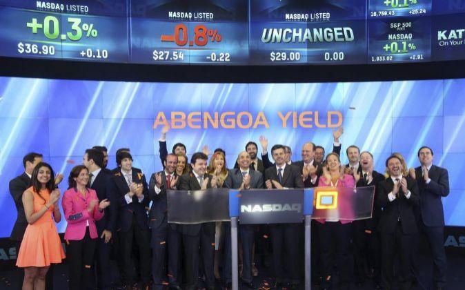 Abengoa Yield.