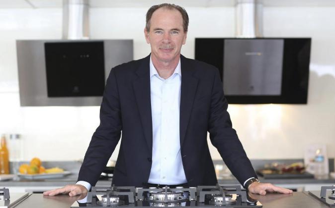 Keith McLoughlin, CEO de Electrolux.