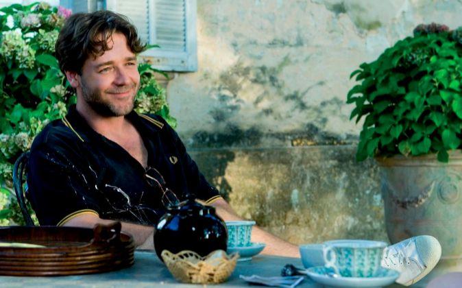 'Un buen año'. En esta película Russell Crowe es un...