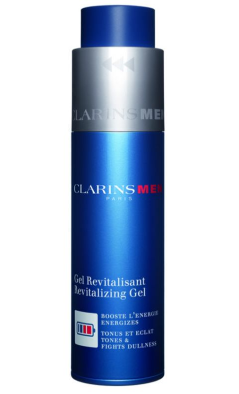 <strong>TRATAMIENTO FACIAL</strong>: clarins men Gel Revitalisant...