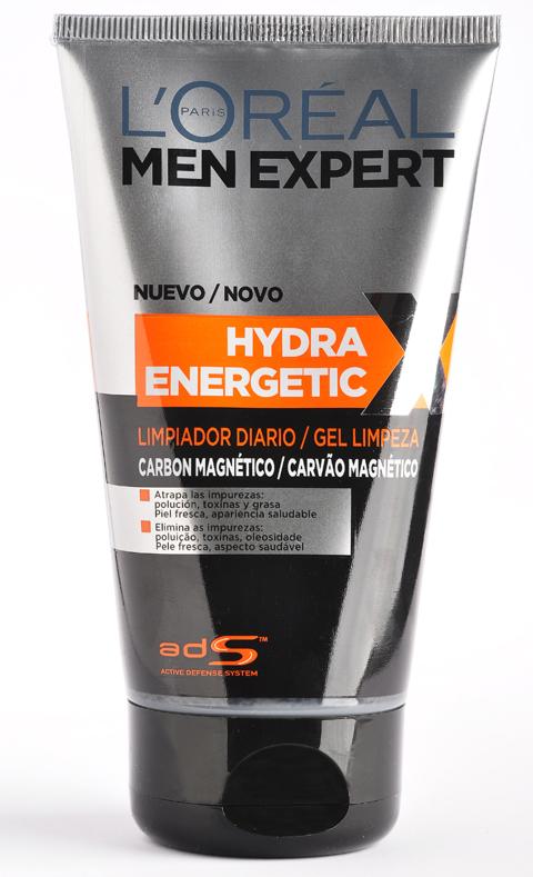 <strong>TRATAMIENTO FACIAL</strong>: L'oréal Hydra Energetic de Men...