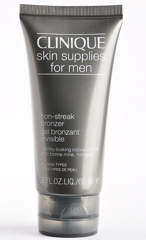 <strong>TRATAMIENTO FACIAL</strong>: Clinique Skin Supplies For Men....
