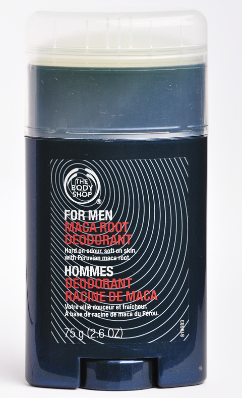 <strong>CORPORAL</strong>: The Body Shop. Desodorante en stick de...