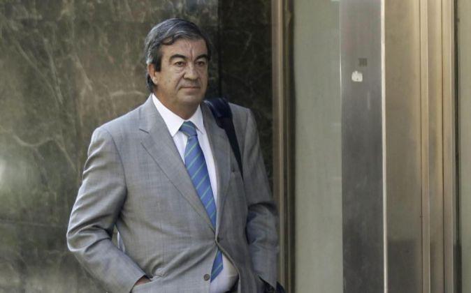 El ex secretario general del PP Francisco Álvarez-Cascos.