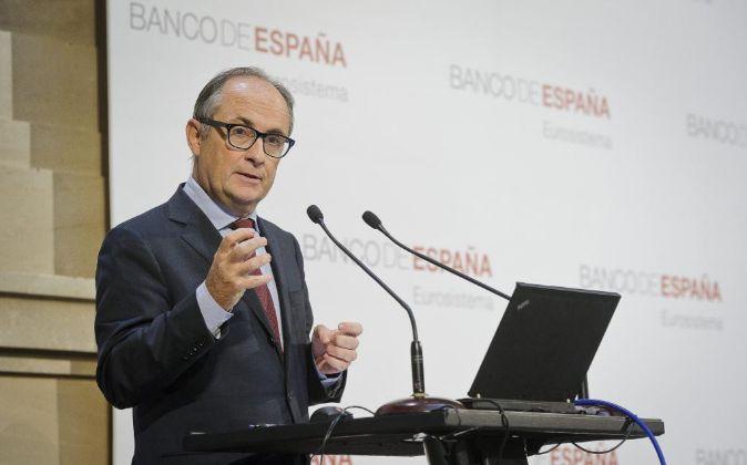 FERNANDO RESTOY SUBGOBERNADOR DEL BANCO DE ESPAÑA
