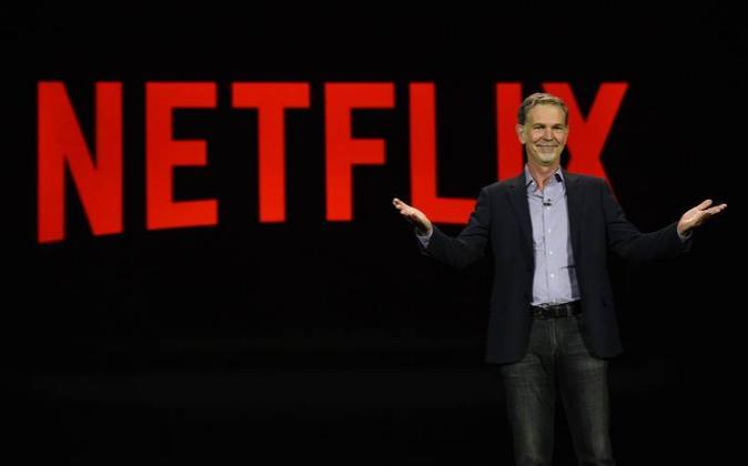 Reed Hastings, presidente de Netflix.