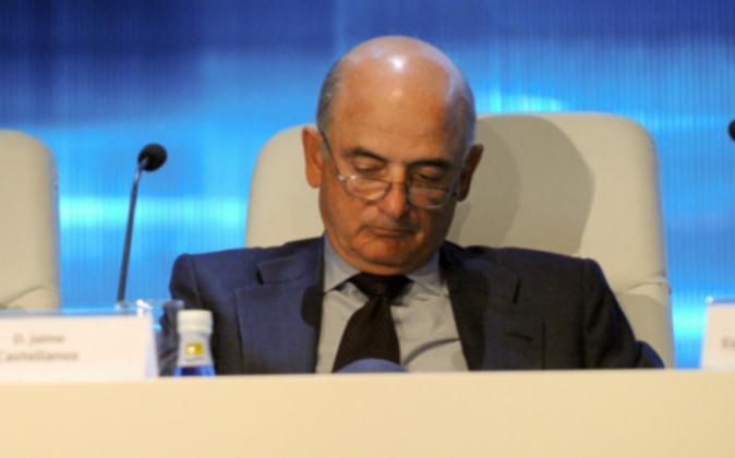 El empresario Jaime Castellanos.
