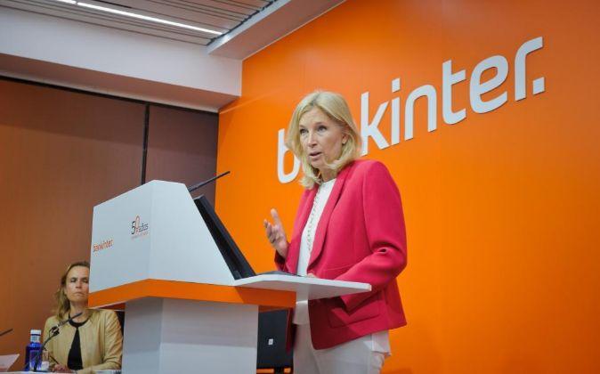 María Dolores Dancausa, consejera delegada