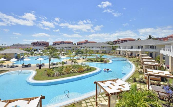 Imagen del Hotel Meliá Paradisus en Varadero (Cuba).