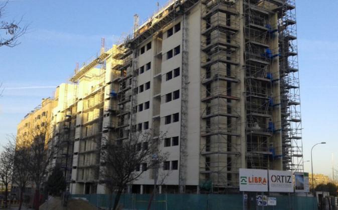 Promoción Residencial El Bulevar, en el Ensache de Vallecas,...