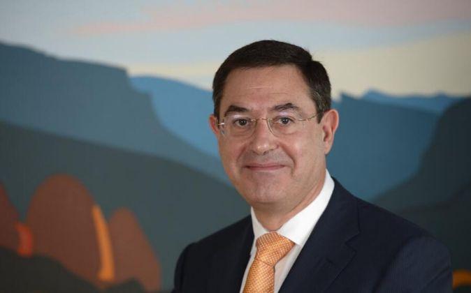 ALBERTO GARCIA ERAUZKIN, PRESIDENTE DE EUSKALTEL