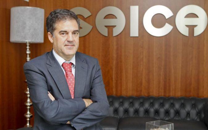 Ramón Alejandro Balet, director de Saica