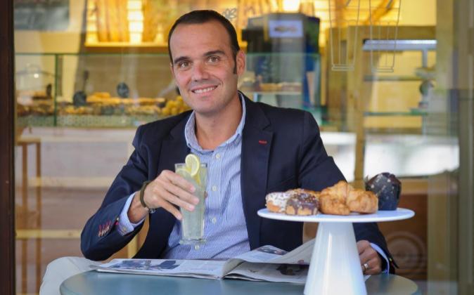 Augusto Méndez de Lugo, CEO de FoodBOX.