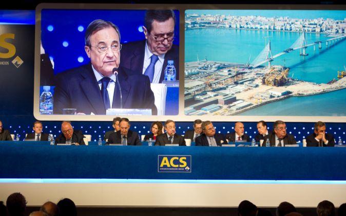 Junta general de accionistas de ACS