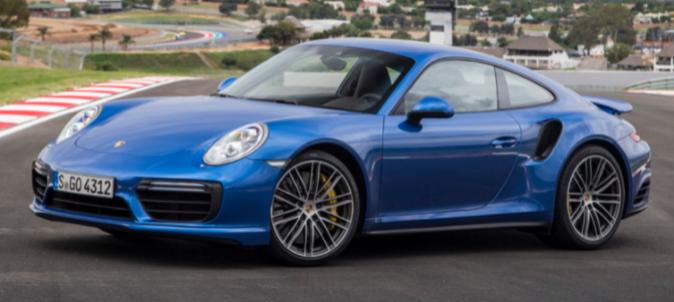 Porsche 911 Turbo Capaz De Desafiar A La Física