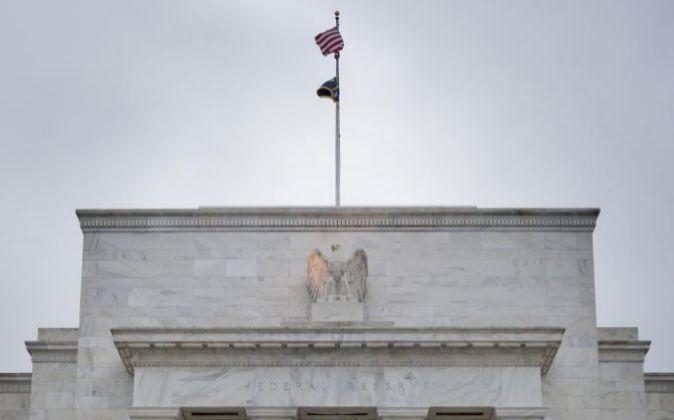 Sede de la Fed en EEUU.