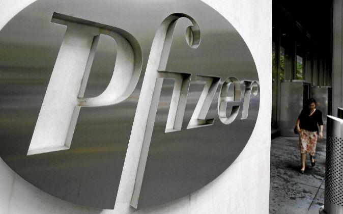 Sede de Pfizer.