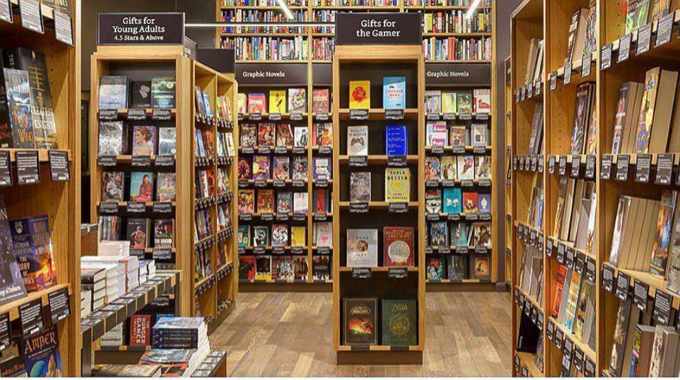 Librería de Amazon en Seattle (EEUU)