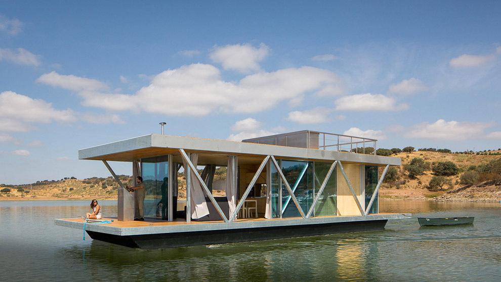 <strong>5. Arquitectura flotante.</strong> Nuestra siguiente idea...