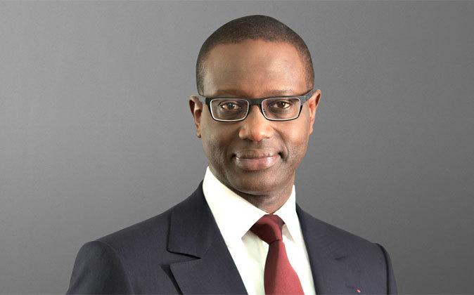 Tidjane Thiam, ceo de Credit Suisse