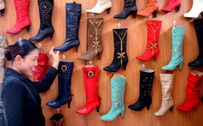 calzado chino