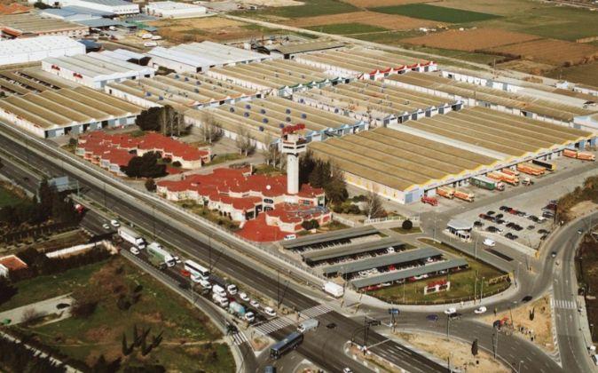 Sede Central de Pikolín en Zaragoza