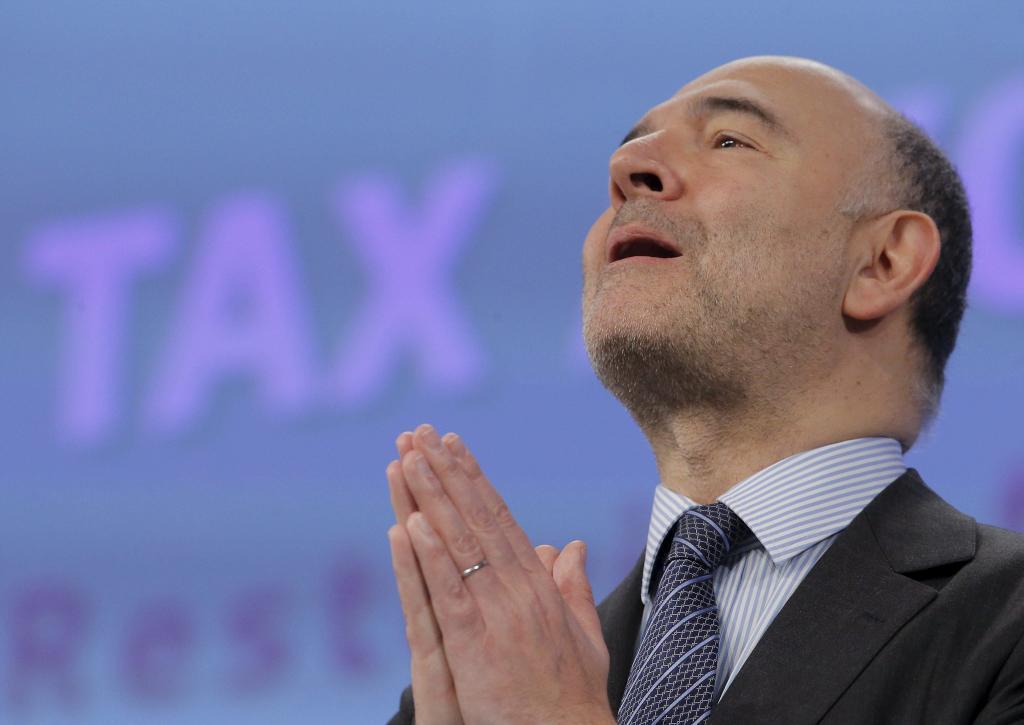 El comisario europeo de Asuntos Económicos, Financieros y Fiscalidad,...