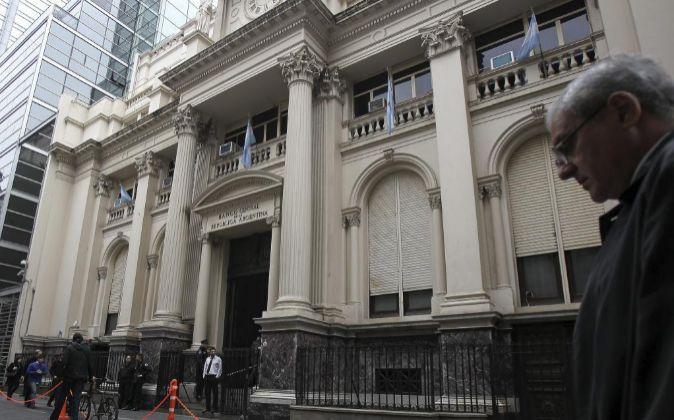 Banco Central de Argentina.
