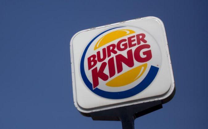 Logo de Burger King.