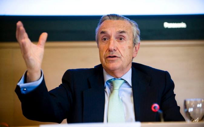 José María Marín Quemada, presidente de la Comisión Nacional de...