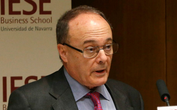El gobernador del Banco de España, Luis Linde.