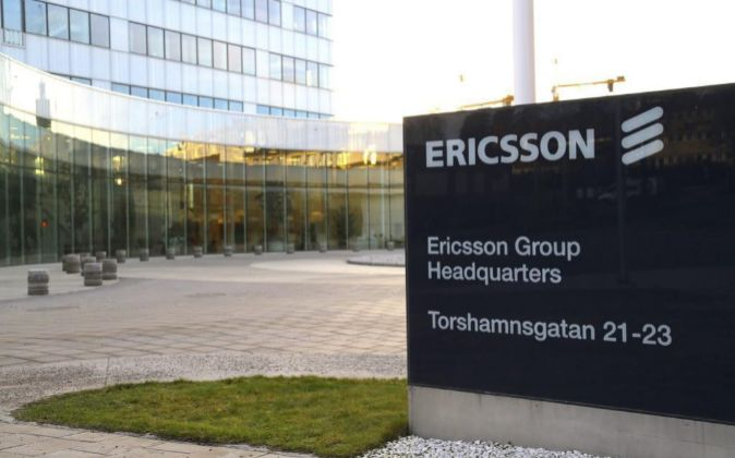 Sede de la compañía Ericsson en Estocolmo.