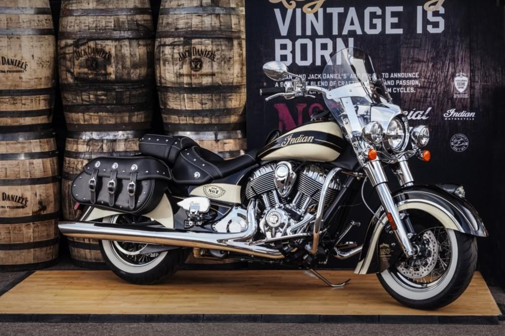 Las ventas de la Limited Edition Jack Daniel's Indian Chief Vintage,...
