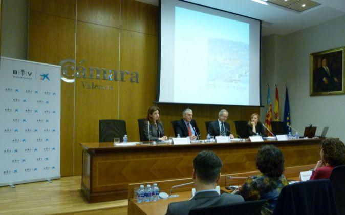 El embajador de Turquía en España, Ömer Önhon, durante la jornada.