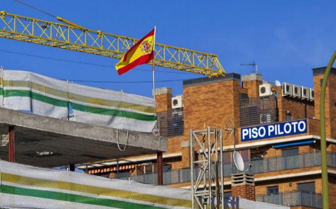 Pisos de obra nueva en Madrid