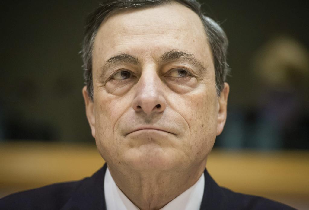 El presidente del Banco Central Europeo (BCE), Mario Draghi, afirmó...