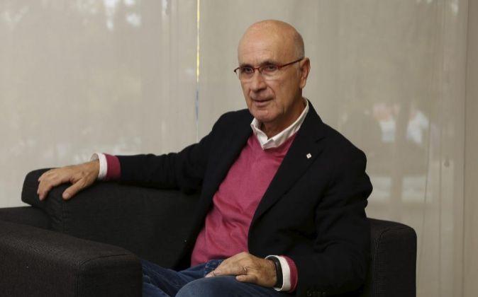 Josep Antoni Duran Lleida, exdirigente de Unió.