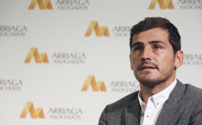 Iker Casillas escogió el bufete Arriaga Asociados