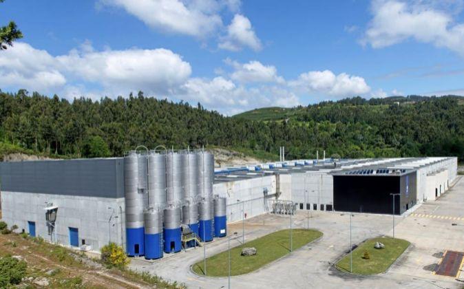 La fábrica de Arcos de Valdevez ha ampliado su capacidad hasta las...