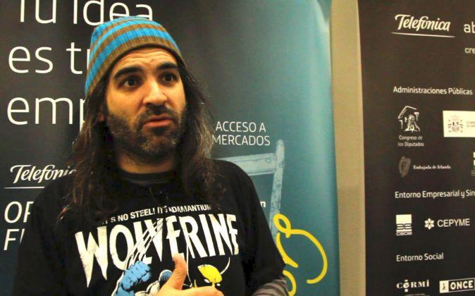Chema Alonso, hacker y consejero delegado de Eleven Paths, filial de...