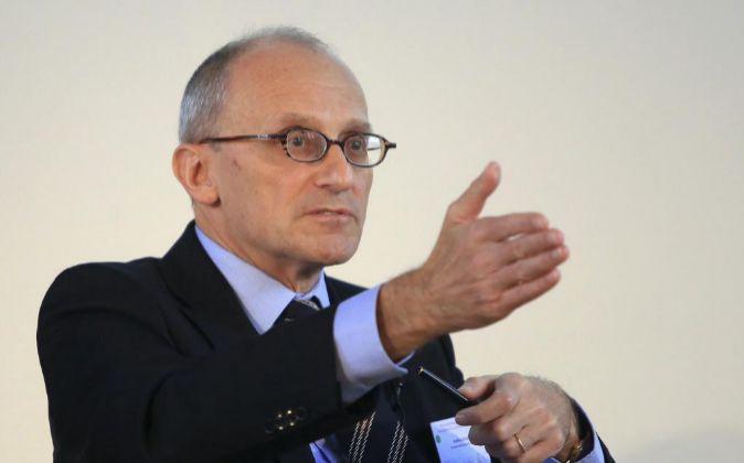 Andrea Enria,presidente de la EBA