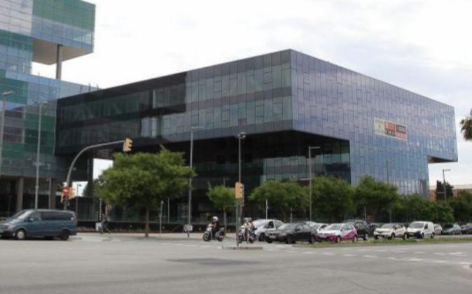 Futura sede central de la Agència Tributària de Catalunya (ATC), en...