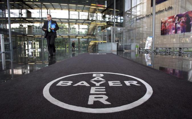 Sede de Bayer en Leverkusen (Alemania).