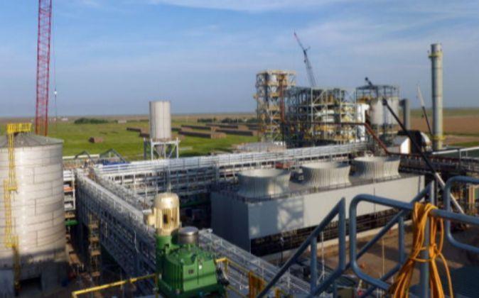 Instalaciones de Abengoa Bioenergy en Estados Unidos.