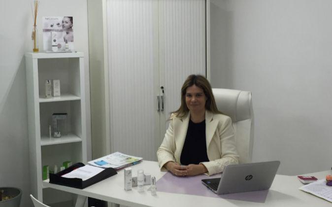 La farmacéutica y empresaria, Marcela A. Valoroso.