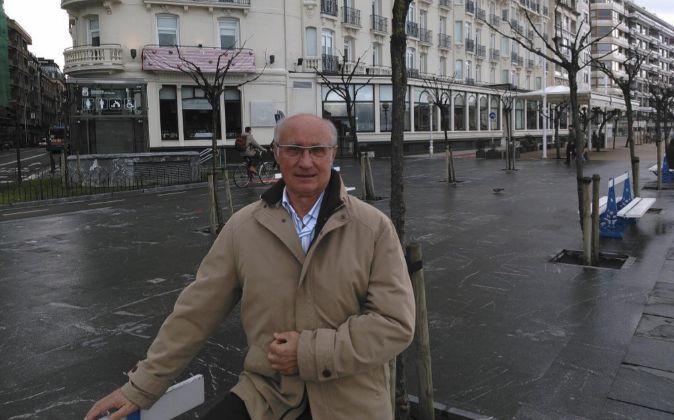 Antonio Cancelo, asesor de empresas y ex presidente del grupo...