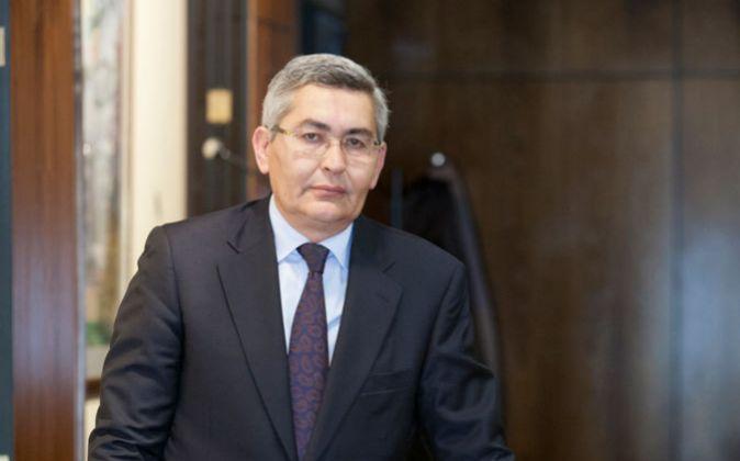 El director general de Caja Rural de Teurel, José Antonio Perez...