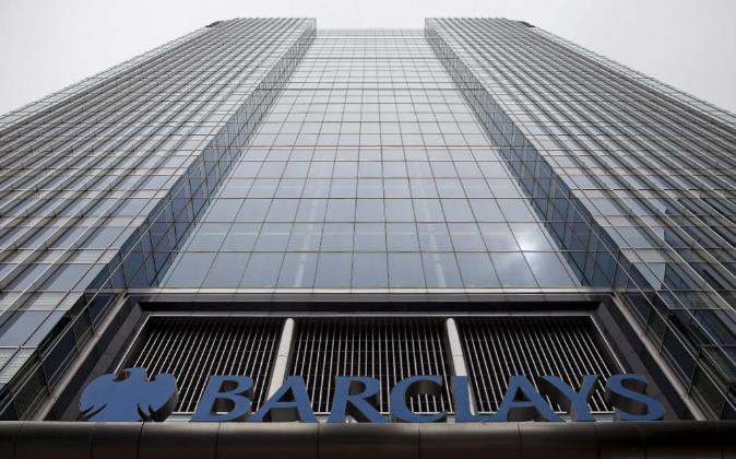 Sede de Barclays en el distrito financiero de Londres (Reino Unido).