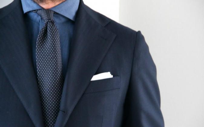 98a9abe54 Cinco formas de sacar partido a un traje azul marino