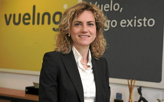 Sonia Jerez, exdirectora financiera de Vueling.